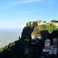erice castello Pet and travel